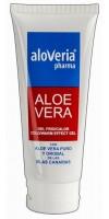 aloVeria - Pharma Aloe Vera Frio/Calor Gel Kühlgel 100ml Tube hergestellt auf Gran Canaria