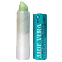 Aloe Excellence - Aloe Vera Lip Care SPF20 Lippenpflegestift Lichtschutzfaktor 20 4g hergestellt auf Gran Canaria