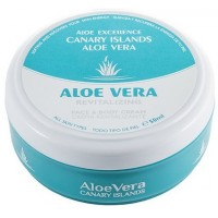 Aloe Excellence - Aloe Vera Revitalizing Creme 50ml Dose hergestellt auf Gran Canaria
