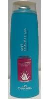 Aloe Excellence - Chhabria Anti Cellulite Gel 250ml Quetschflasche hergestellt auf Gran Canaria - LAGERWARE