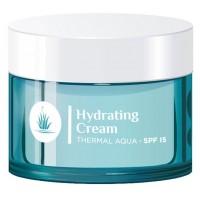 Aloe Excellence - Hydrating Cream SPF 15 Feuchtigkeitscreme Lichtschutzfaktor 15 50ml Dose hergestellt auf Gran Canaria
