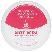 Aloe Excellence - Aloe Vera With Mosqueta Rose Oil Regenerative Creme 50ml Dose hergestellt auf Gran Canaria