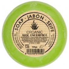 Aloe Excellence - Aloe Vera Organic Soap Eco Bio-Seife 100g hergestellt auf Gran Canaria