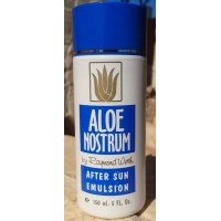 Aloe Nostrum by Raymond Werth - After Sun Emulsion Aloe Vera 150ml hergestellt auf Gran Canaria