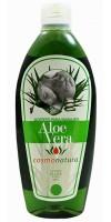Cosmonatura - Aceite Aloe Vera para Masajes 250ml Quetschflasche hergestellt auf Teneriffa
