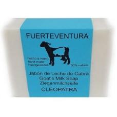 Jabon Fuerteventura - Jabon de Leche de Cabra y Oliva y Patchouli Cleopatra Ziegenmilchseife 110g hergestellt auf Fuerteventura - LAGERWARE