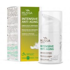 Mussa Canaria - Intensiv Anti Aging Antiedad Facial Crema Aloe Vera Ecologico Bio 75ml hergestellt auf Teneriffa
