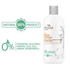 Mussa Canaria - Body Lotion Ecologico Bio Körpercreme 300ml hergestellt auf Teneriffa