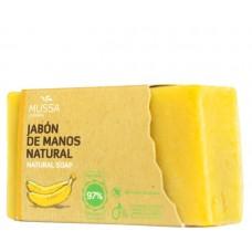 Mussa Canaria - Jabon De Manos Natural Platano Artesano Handseife Banane 100g hergestellt auf Teneriffa - LAGERWARE