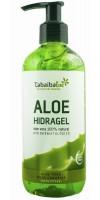 Tabaibaloe - Hidragel Aloe Vera Feuchtigkeitsgel 300ml Flasche hergestellt auf Teneriffa - LAGERWARE