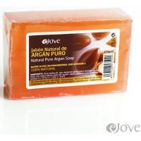 eJove - Jabon Natural de Argan Puro Seife 100g Stück hergestellt auf Gran Canaria