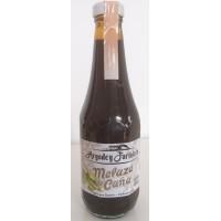 Argodey Fortaleza - Melaza de Cana Zuckerrohrsirup Flasche 500ml hergestellt auf Teneriffa