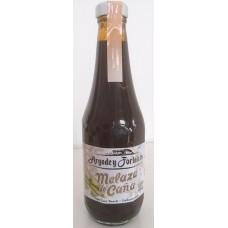 Argodey Fortaleza - Melaza de Cana Zuckerrohrsirup Flasche 500ml hergestellt auf Teneriffa - LAGERWARE