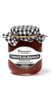 Bernardo's Mermeladas - Crema de Tomate Albahaca Tomaten-Basilikum-Konfitüre 65g hergestellt auf Lanzarote
