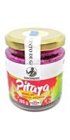Guachinerfe - Pitaya Mermelade sin gluten Pitaya-Marmelade glutenfrei 265g Glas hergestellt auf Teneriffa - LAGERWARE