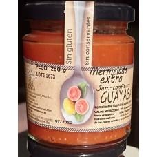 Isla Bonita - Guayaba Mermelada Extra Marmelade 260g hergestellt auf Gran Canaria