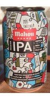 Mahou - Cinco Estrellas IPA Cerveza India Pale Ale Bier 4,5% Vol. 6x330ml Dose hergestellt auf Teneriffa