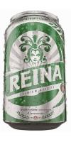 Reina - Cerveza Premium Bier 5% Vol. 8x 330ml Dose hergestellt auf Teneriffa - LAGERWARE