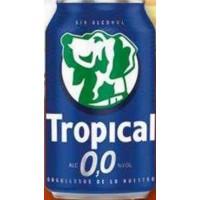 Tropical - 0,0 Cerveza Sin Alcohol alkoholfreies Bier 6x 330ml Dose hergestellt auf Gran Canaria