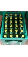 Tropical - Cerveza con Limon Bier Radler 2,6% Vol. 330ml 24 Glasflaschen in Mehrweg-Pfandkiste hergestellt auf Gran Canaria
