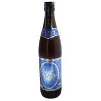 Viva - Cerveza de Trigo Hefe-Weizen kanarisches Bier 5% Vol. 500ml Glasflasche inkl. Pfand hergestellt auf Gran Canaria