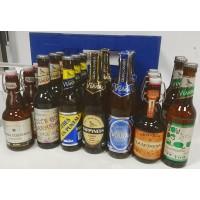 Viva - Cerveza Mix Caja gemischte Kiste kanarisches Bier 20 Flaschen inkl. Pfand hergestellt auf Gran Canaria