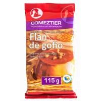 Comeztier - Flan de Gofio Pudding 115g Tüte hergestellt auf Teneriffa - LAGERWARE MHD: 30.04.2020