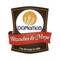 Doramas - Bizcochos de Moya - La Passion Pastas de Bandeja 400g hergestellt auf Gran Canaria