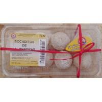 Dulceria Nublo - Bocaditos de Almendras 160g hergestellt auf Gran Canaria
