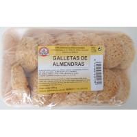 Dulceria Nublo - Galletas de Almendras Mandelkekse 250g hergestellt auf Gran Canaria