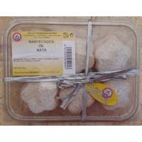 Dulceria Nublo - Mantecados de Nata 400g hergestellt auf Gran Canaria