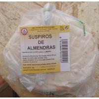 Dulceria Nublo - Suspiros de Almendras Bolsa ein Stück 80g Tüte hergestellt auf Gran Canaria