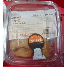 El Masapè - Galletas con Gofio Gofio-Kekse 200g hergestellt auf La Gomera - LAGERWARE