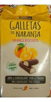 Tirma - Galletas de Naranja Orange Biscuit 125g hergestellt auf Gran Canaria