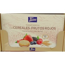 Tirma - Sandwich con cereales y frutos rojos 180g hergestellt auf Gran Canaria