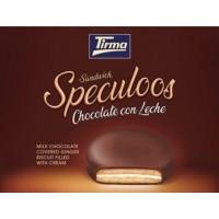 Tirma - Sandwich Speculoos chocolate con leche 240g hergestellt auf Gran Canaria