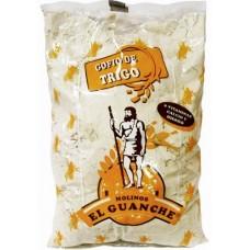 Molinos el Guanche - Gofio de Trigo geröstetes Weizenmehl 1kg Tüte hergestellt auf La Palma - LAGERWARE - MHD April 2020