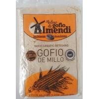 Molino de Gofio Imendi - Gofio de Millo Maismehl geröstet 1kg hergestellt auf La Gomera