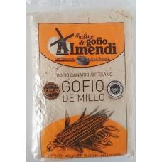 Molino de Gofio Imendi - Gofio de Millo Maismehl geröstet 1kg hergestellt auf La Gomera - LAGERWARE