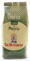 Gofio La Molineta - Cereal de Mezcla Gofio Trigo y Millo Tueste Natural geröstetes Weizen- und Maismehl 1kg hergestellt auf Teneriffa - LAGERWARE