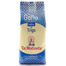 Gofio La Molineta - Gofio de Trigo Tueste normal Weizenmehl geröstet 1kg hergestellt auf Teneriffa - LAGERWARE MHD: 01.02.2021