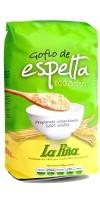 Gofio La Piña - Gofio de Espelta Ecologico Bio Dinkel-Mehl 500g hergestellt auf Gran Canaria - LAGERWARE