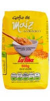 Gofio La Piña - Gofio de Maiz Ecologico geröstetes Bio Mais-Mehl 500g hergestellt auf Gran Canaria - LAGERWARE