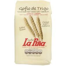 Gofio La Piña - Gofio de Trigo Weizen Tueste Ligero Weizenmehl geröstet 1kg hergestellt auf Gran Canaria