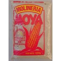 Molineria Moya - Gofio Millo Tostado sin gluten Maismehl glutenfrei geröstet 1kg Tüte hergestellt auf Gran Canaria