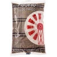 Molinos Las Brenas - Gofio de Trigo Weizenmehl geröstet 1kg hergestellt auf La Palma