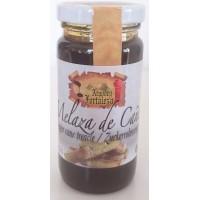 Argodey Fortaleza - Melaza de Cana Zuckerrohrsirup Glas 150ml hergestellt auf Teneriffa