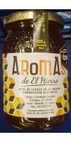 Aromas de El Hierro - Miel de Flores Ecologica Bio-Blütenhonig 500g Glas hergestellt auf Teneriffa