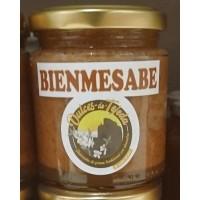 Dulces de Tejeda - Bienmesabe Honig-Mandel-Aufstrich Glas 270g hergestellt auf Gran Canaria