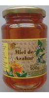 Valsabor - Maguey Miel de Azahar antigoteo kanarischer Honig Glas 500g hergestellt auf Gran Canaria